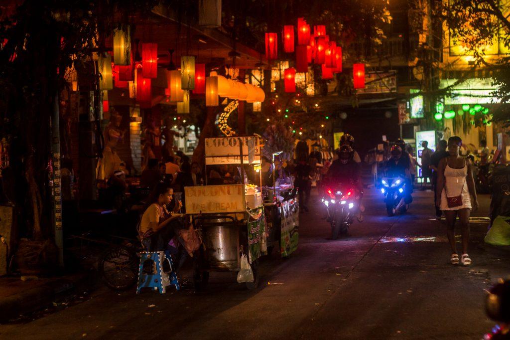 Soi Rambuttri Road, Bangkok